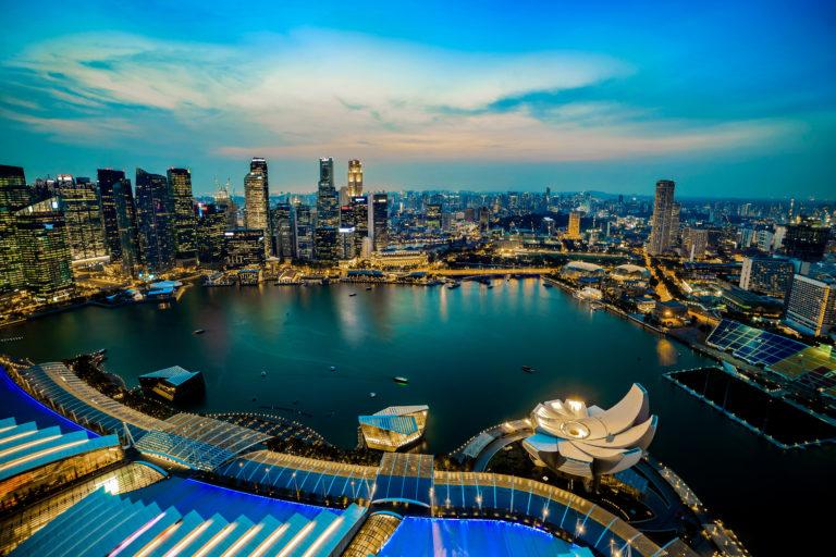 Résidence à Singapour