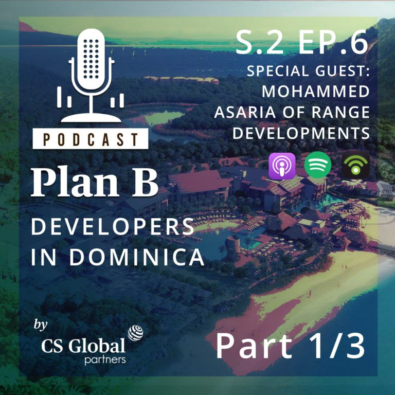 S.2 EP.6 – Developers in Dominica: Part 1/3