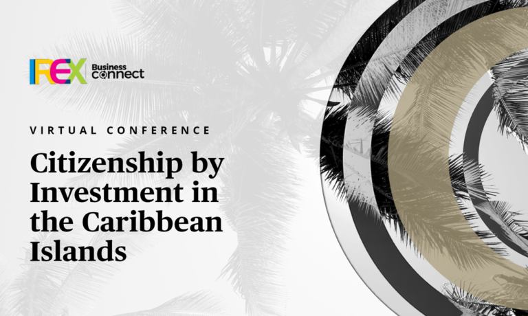 Virtual Event - Irex - Citizenship by Investment in the Caribbean Islands